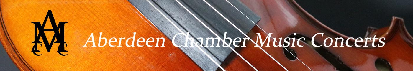 Aberdeen Chamber Music Concerts